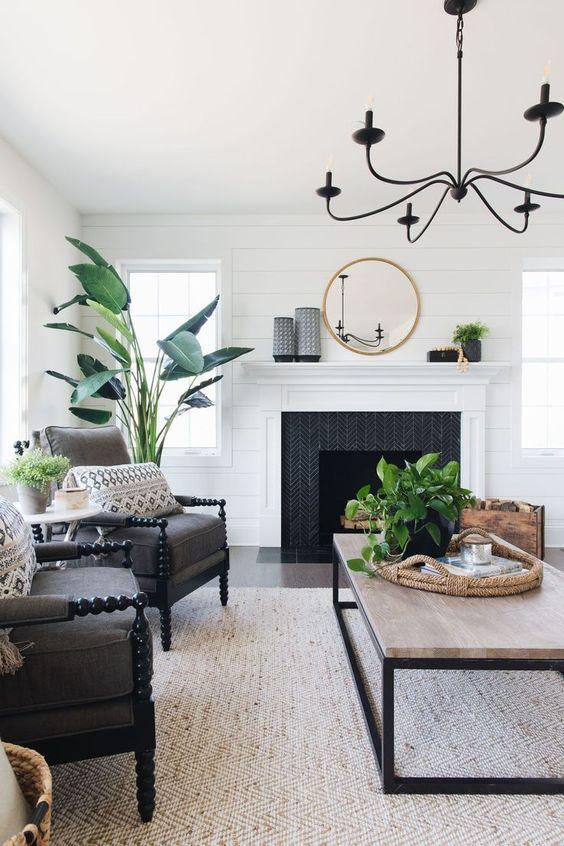 Living Room Paint Ideas 21