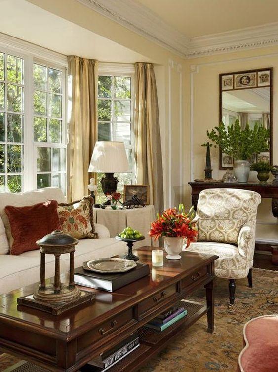 Living Room Paint Ideas 22