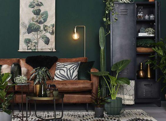 Living Room Paint Ideas 23