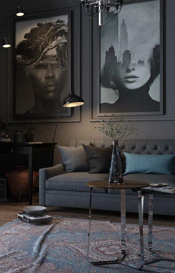 Living Room Paint Ideas: Stylish Neutral Decor