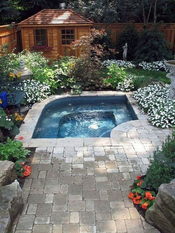 Simple Swimming Pool Ideas 11
