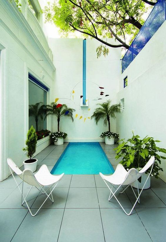 Simple Swimming Pool Ideas 19
