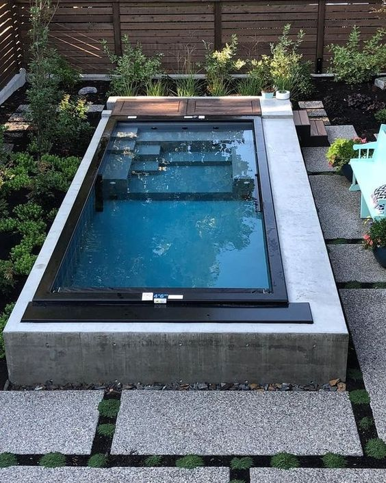 Simple Swimming Pool Ideas 22