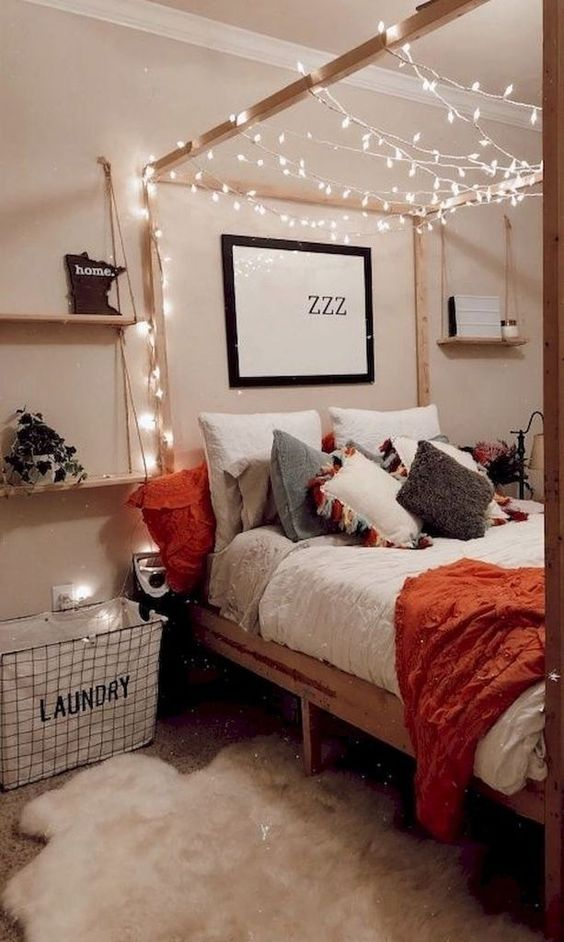Apartment Bedroom Ideas: Catchy Creative Decor