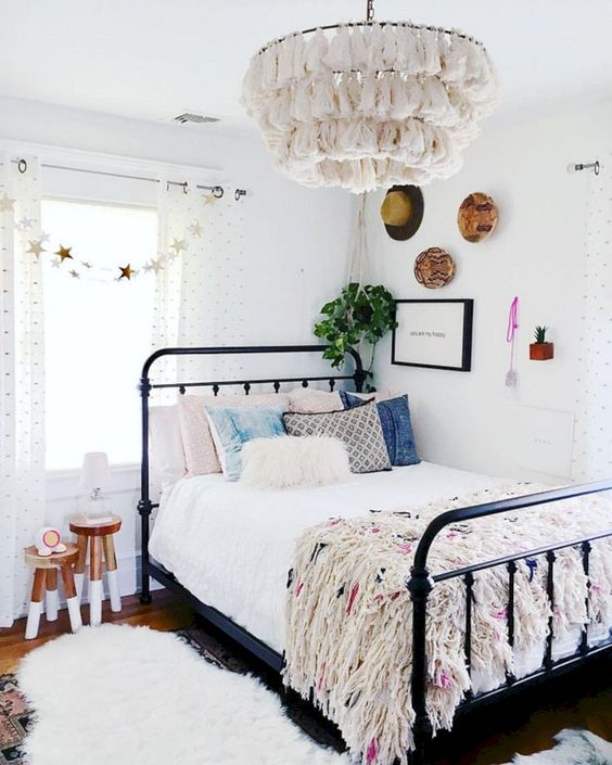 Apartment Bedroom Ideas: Beautiful Vintage Decor