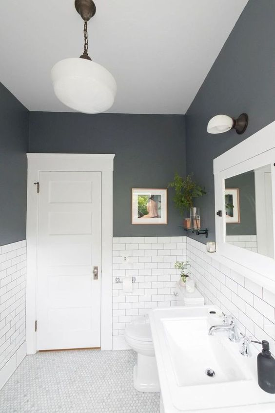 Bathroom Paint Ideas 14
