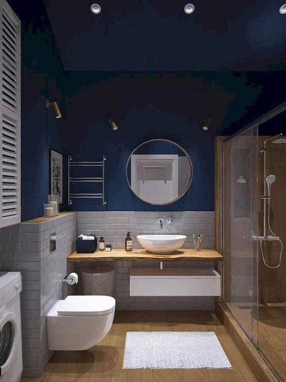 Bathroom Paint Ideas 16