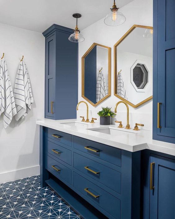 Bathroom Paint Ideas 17