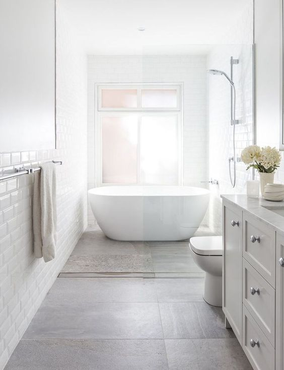 Bathroom Paint Ideas: Chic Neutral Decor