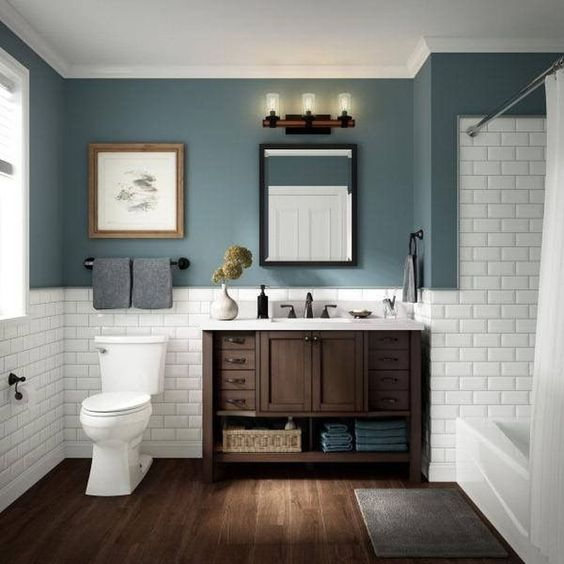 Bathroom Paint Ideas 24