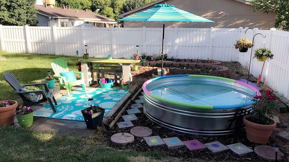Cheap Swimming Pool Ideas 23