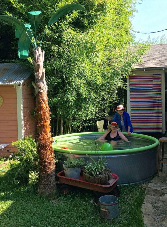 Cheap Swimming Pool Ideas 7