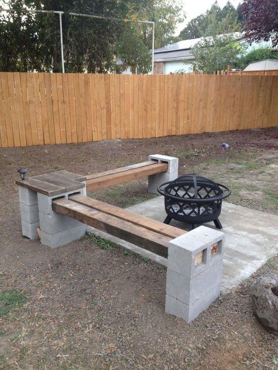 DIY Backyard Oasis Ideas: Simple Rustic Design