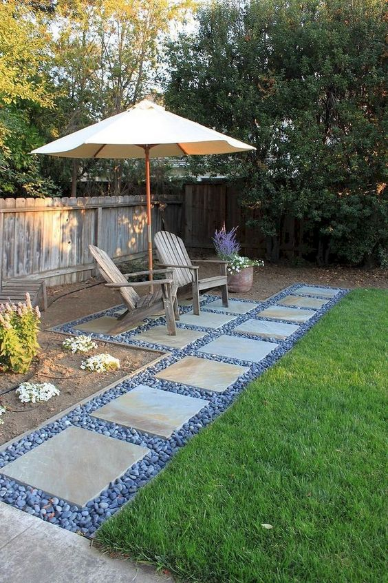 DIY Backyard Oasis Ideas 12