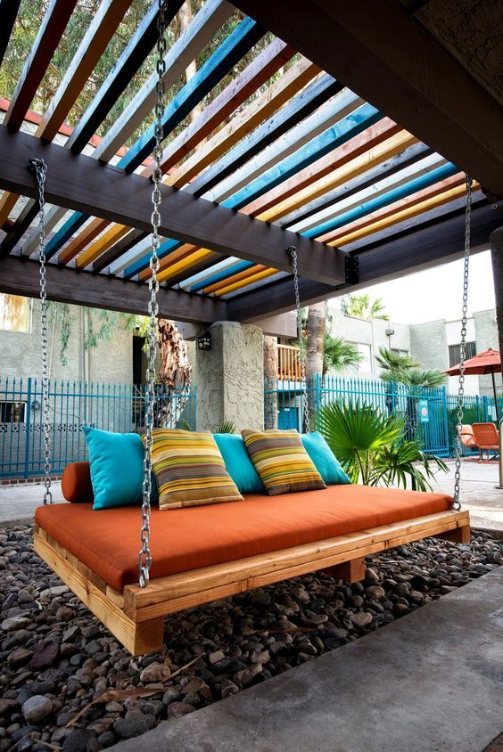 DIY Backyard Oasis Ideas 15