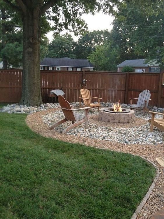 DIY Backyard Oasis Ideas 17