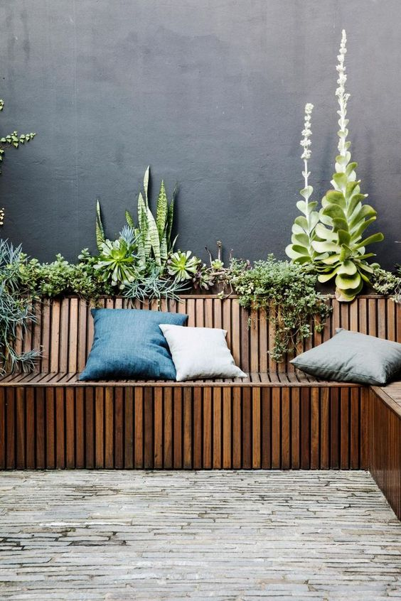 DIY Backyard Oasis Ideas 21