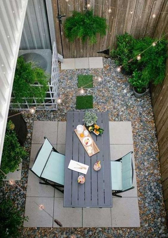 DIY Backyard Oasis Ideas: Modern Rustic Design