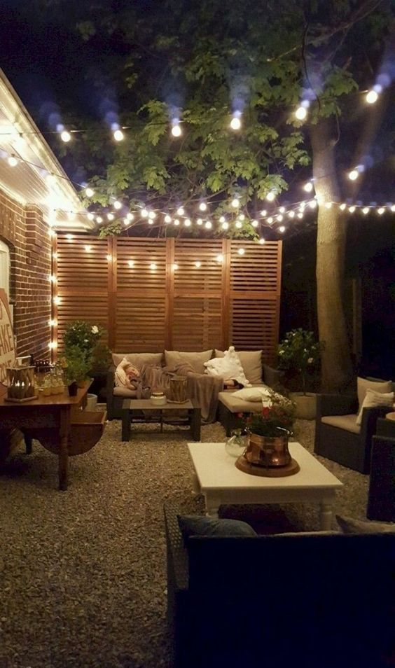 DIY Backyard Oasis Ideas: Cozy Stylish Design