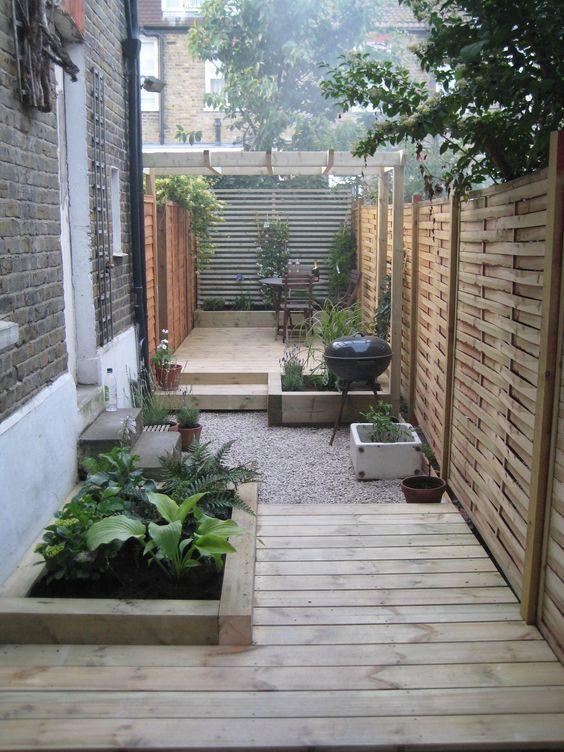 DIY Backyard Oasis Ideas 9