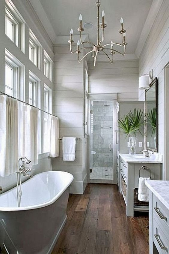 Gray Bathroom Ideas 14