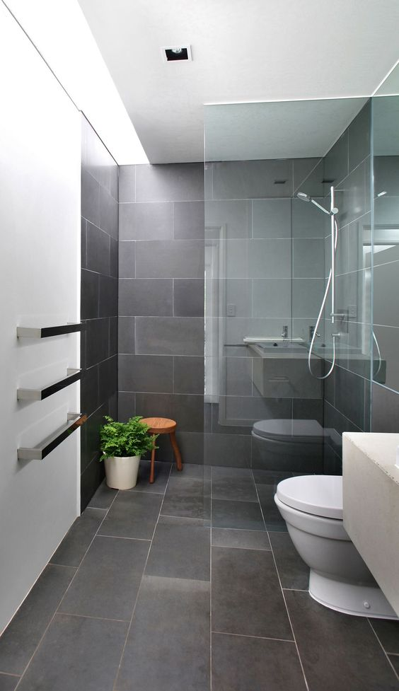 Gray Bathroom Ideas: Stylish Elegant Decor