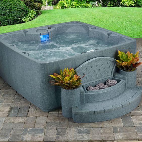 Hot Tub Ideas 12