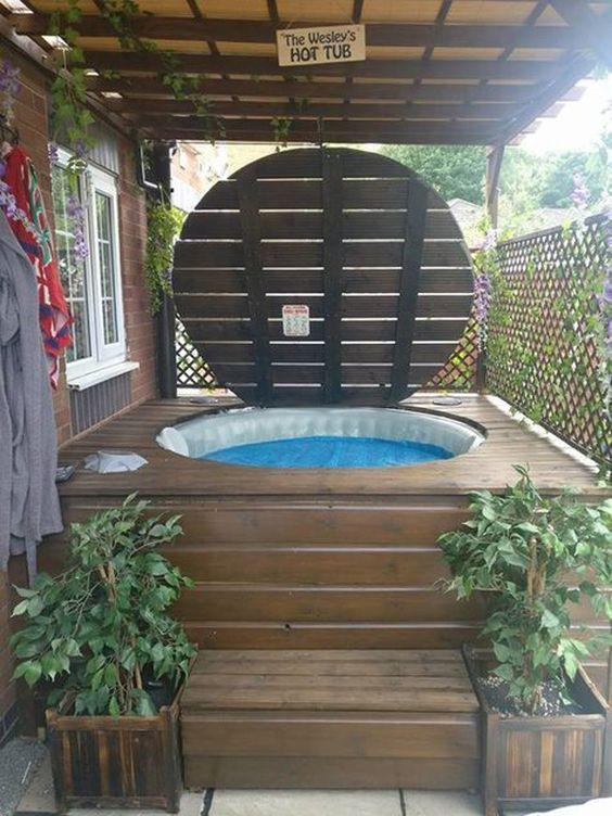 Hot Tub Ideas 19