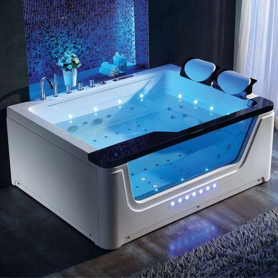 Indoor Hot Tub Ideas 10