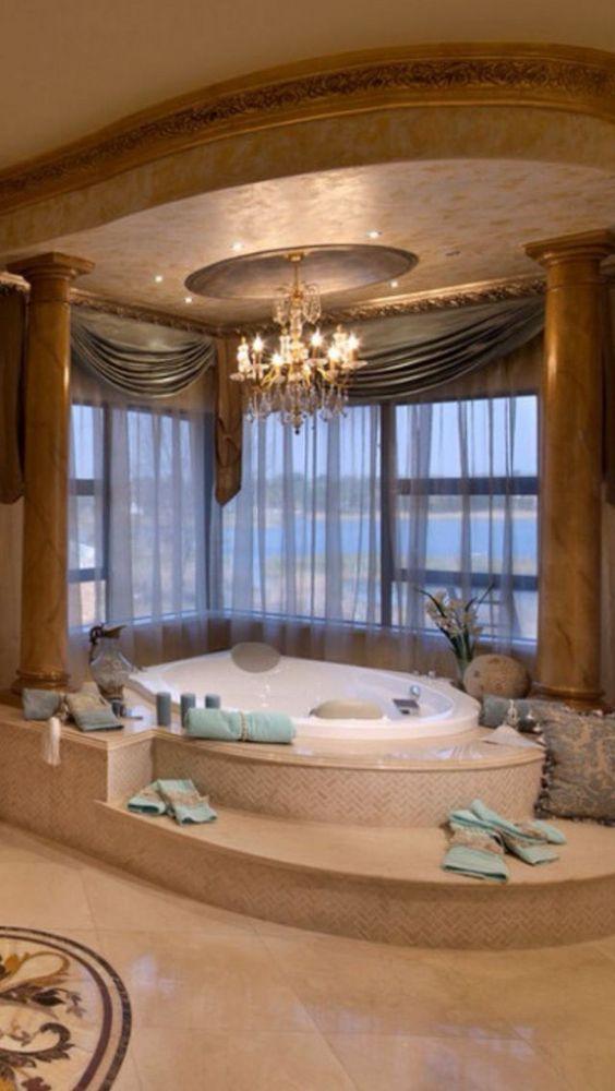 Indoor Hot Tub Ideas 14