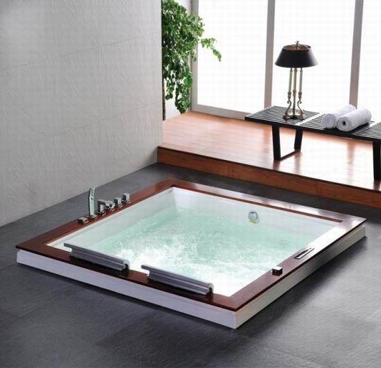 Indoor Hot Tub Ideas 20