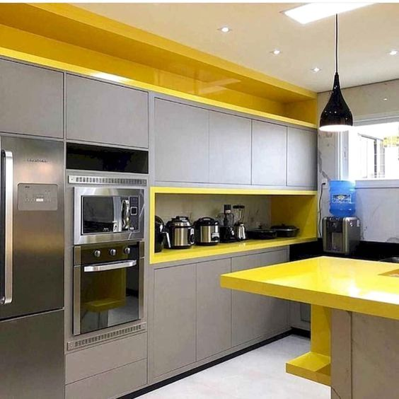Kitchen Colors Ideas 11
