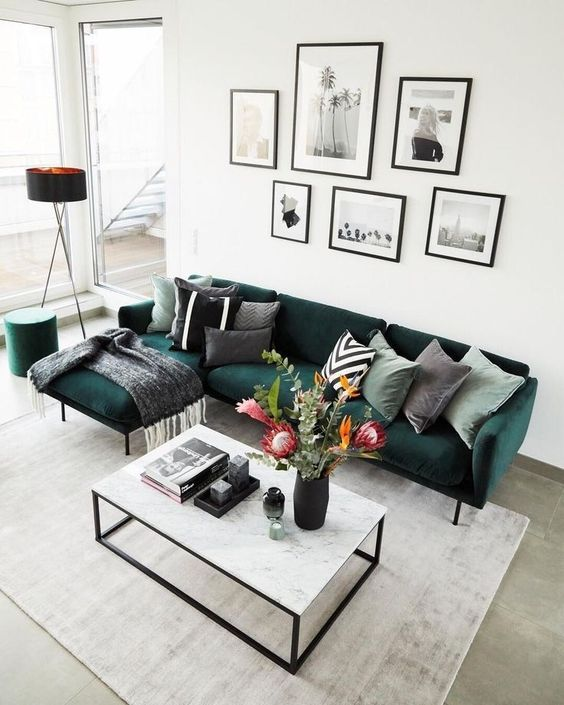 Modern Living Room Ideas: Stylish Neutral Decor