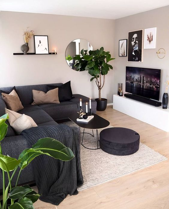 Modern Living Room Ideas 13
