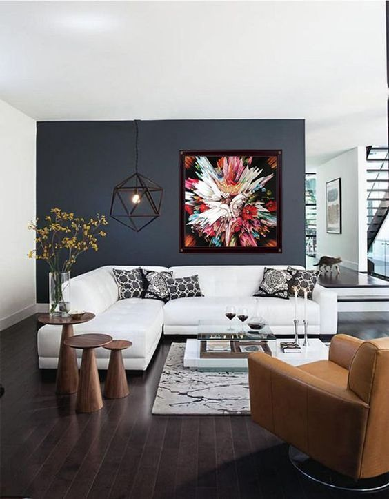 Modern Living Room Ideas 20