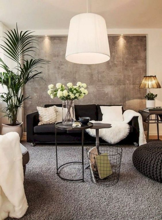 Modern Living Room Ideas 24