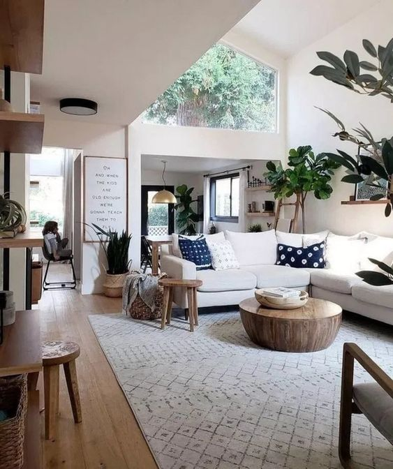 Modern Living Room Ideas 27