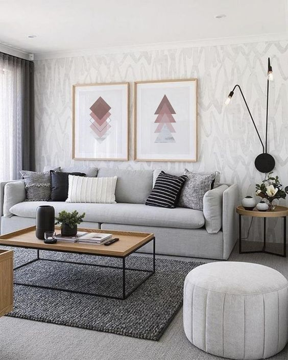 Modern Living Room Ideas: Catchy Neutral Decor