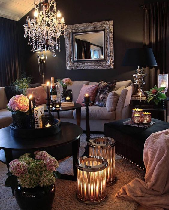 Modern Living Room Ideas 9