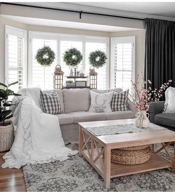Neutral Living Room Ideas 20
