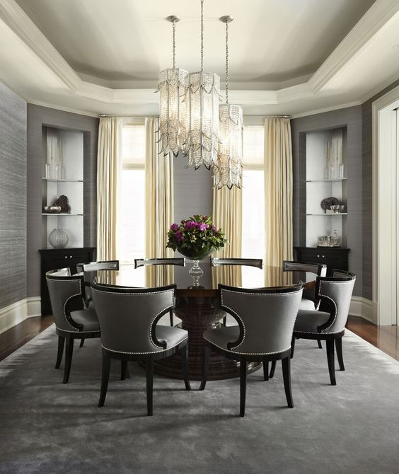 Traditional Dining Room Ideas 12