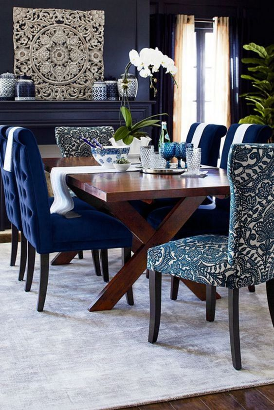 Traditional Dining Room Ideas 16