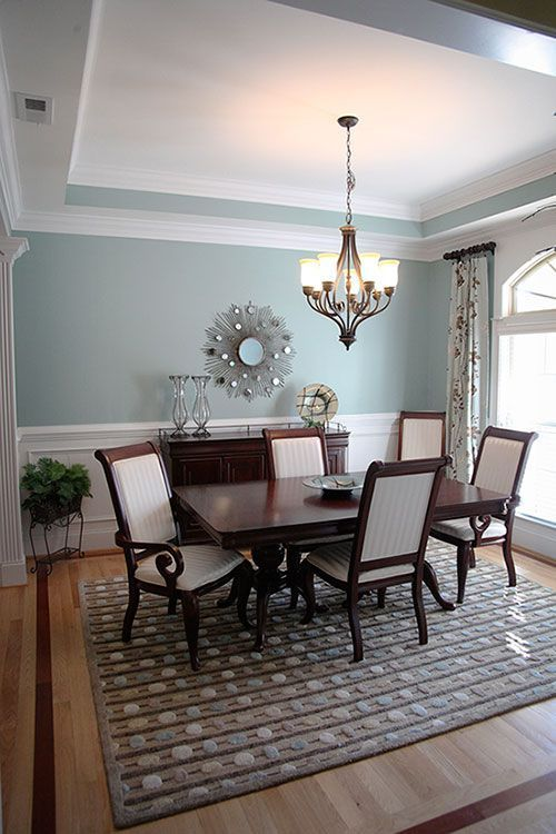 Traditional Dining Room Ideas 21