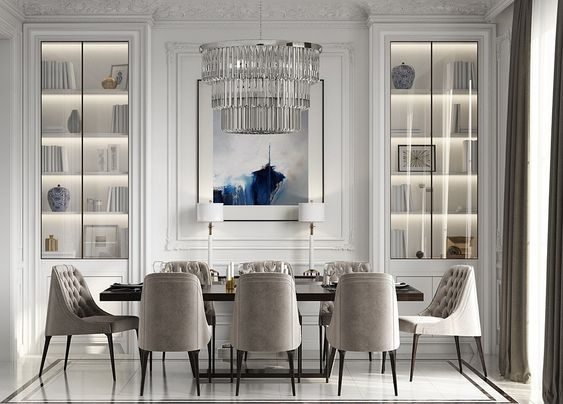 Traditional Dining Room Ideas 30