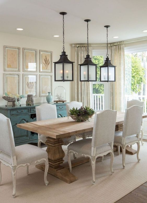 Traditional Dining Room Ideas: Gorgeous Earthy Decor