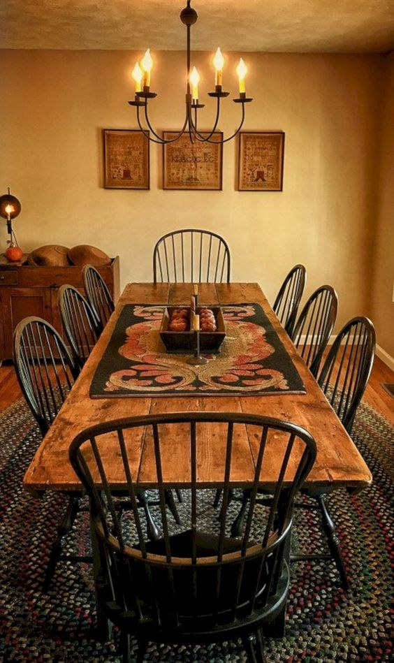 Traditional Dining Room Ideas: Elegant Classic Decor