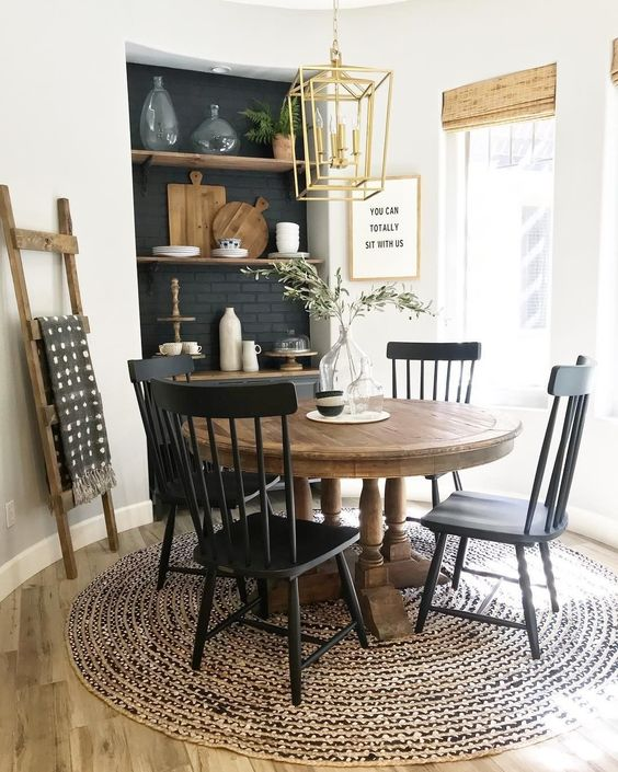 Traditional Dining Room Ideas: Simply Chic Decor