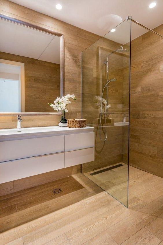 Bathroom Wood Ideas 12