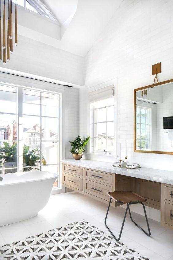 Bathroom Wood Ideas 15