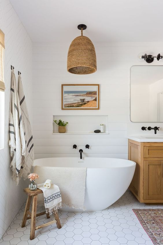 Bathroom Wood Ideas 17